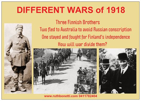 Back-1918-Finland-Civil-War-Australia-postcard-front